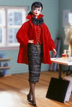BFMC Fashion Designer Barbie Doll | Crédito da imagem: Divulgação Mattel/Barbie Collector