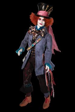 Alice in Wonderland Mad Hatter Doll | Imagem: Barbie Collector