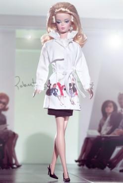 Trench Setter Barbie Doll | Crédito da imagem: divulgação www.barbiecollector.com / Mattel