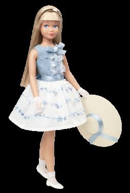 Skipper 50th Anniversary Doll | Crédito da imagem: divulgação Barbie Collector/Mattel