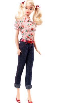 Cherry Pie Picnic Barbie Doll | Crédito da imagem: Divulgação www.thebarbiecollection.com / Mattel
