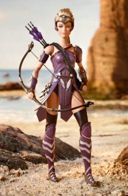 Antiope Barbie Doll - Wonder Woman Dolls