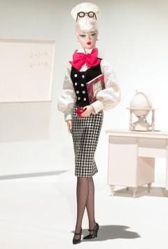 The Teacher Barbie Doll | Crédito da imagem: divulgação www.barbiecollector.com / Mattel