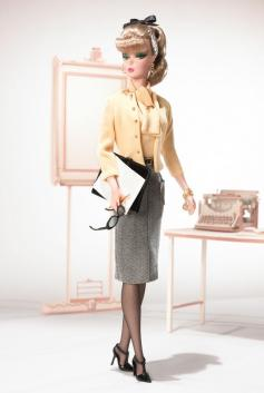 The Secretary Barbie® Doll | Foto: Barbie Collector | Mattel