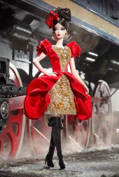 BFMC Darya Barbie Doll | Crédito da imagem: Divulgação Barbie Collector/Mattel