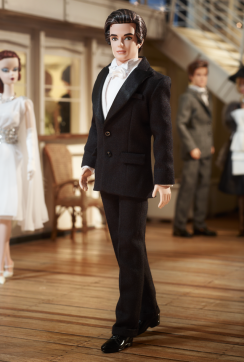 BFMC Tailored Tuxedo Ken Doll | Crédito da imagem: divulgação Barbie Collector/Mattel