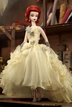 BFMC Gala Gown Barbie Doll | Crédito da imagem: Divulgação Barbie Collector/Mattel