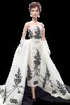 Audrey Hepburn™ as Sabrina Doll | Crédito da imagem: divulgação Barbie Collector/Mattel