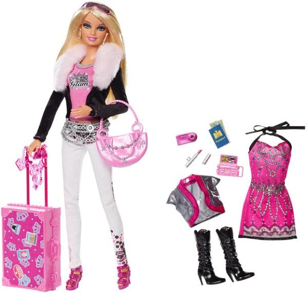 Playline barbie fashionistas jet divas my barbie doll
