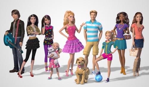 Barbie Life In The Dreamhouse Armario De Princesa : Barbie life in the dreamhouse lan?ada a segunda temporada