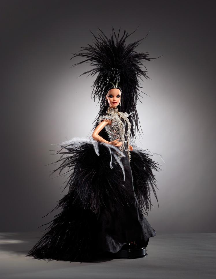 Barbie Couture Huntress by Magia2000 | Crédito da imagem: Divulgação Mattel via Charitybuzz.com