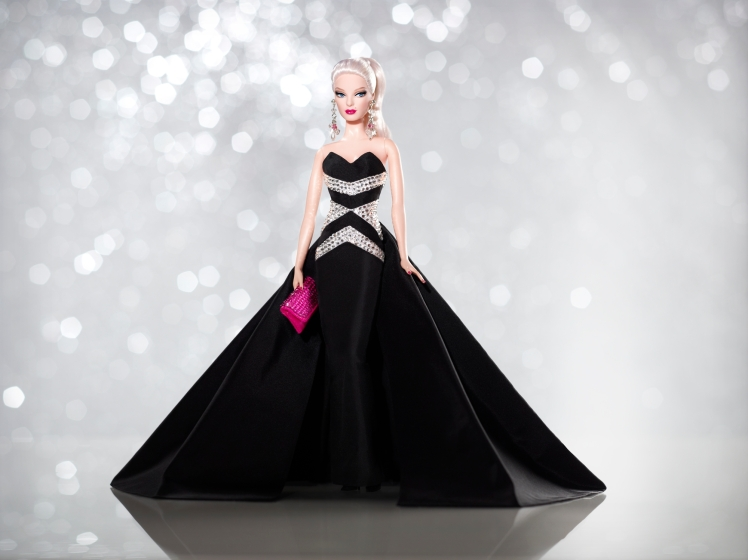 Platinum Perfection... Barbie | Crédito da imagem: Divulgação Mattel via Charitybuzz.com
