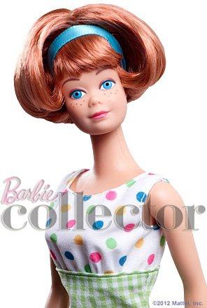 Bill Greening's Barbie & Midge Gift Set and Doll Case   Crédito da imagem: Divulgação Barbie Collector/Mattel via Brock E. - Familyrocks123/Flickr