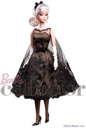 BFMC Cocktail Dress Barbie Doll   Crédito da imagem: Divulgação Barbie Collector/Mattel via Brock E. - Familyrocks123/Flickr