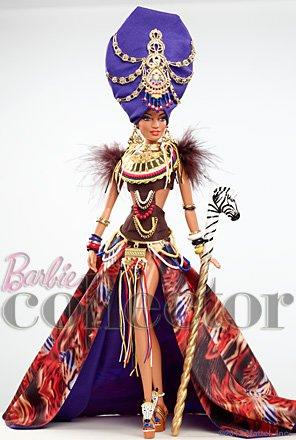 Linda Kyaw's Global Glamour | Crédito da imagem: Divulgação Barbie Collector/Mattel via Brock E. - Familyrocks123/Flickr