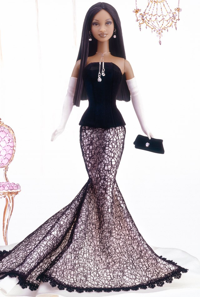 Crédito da imagem: Divulgação Mattel/Barbie Collector