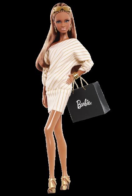 Crédito da imagem: Divulgação Mattel/www.barbiecollector.com