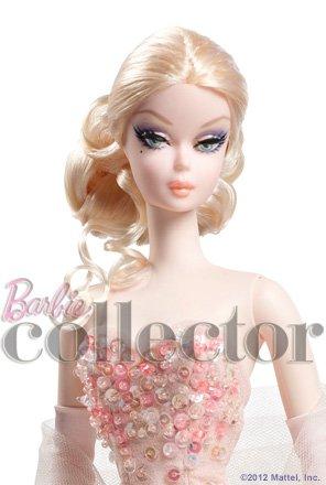 BFMC Mermaid Gown Barbie Doll | Crédito da imagem: Divulgação Mattel via Brock E./Barbiecollector4life-Flickr