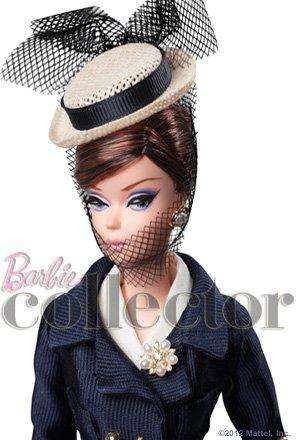 Boater Ensemble Barbie Doll | Crédito da imagem: Divulgação Mattel via Brock E./Barbiecollector4life-Flickr
