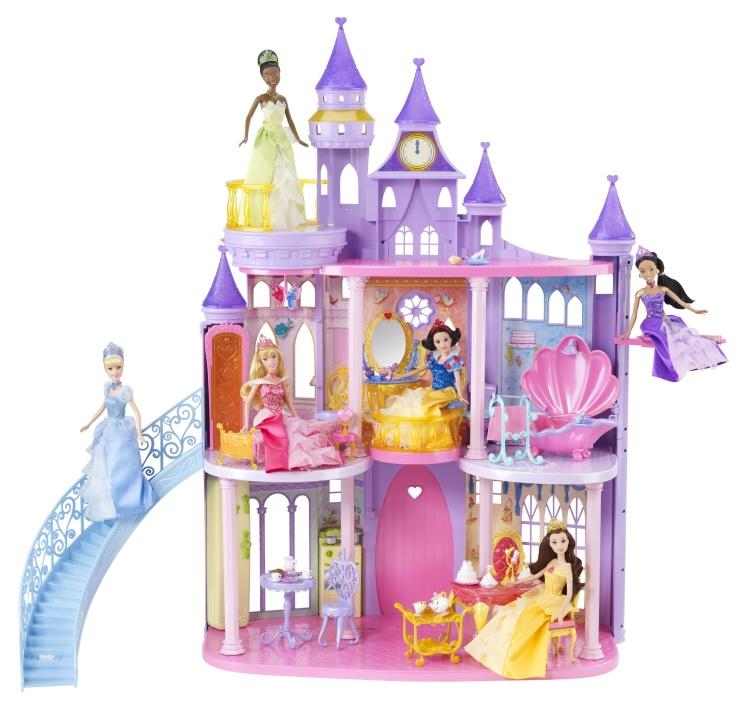 Personagens Disney produzidos pela Mattel | Crédito da imagem: Divulgação Mattel via www.blog.zoolert.com