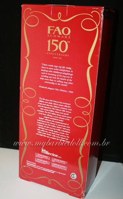 Verso da embalagem | Crédito da imagem: Samira | www.mybarbiedoll.com.br