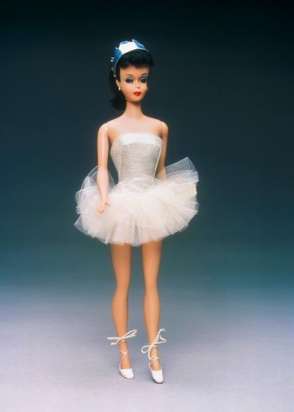 1961 Ballerina | Crédito da imagem: Divulgação Mattel