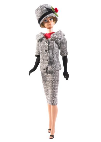 1963 Career Girl | Crédito da imagem: Divulgação Mattel