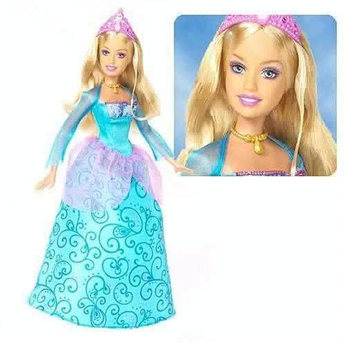 Versão simples Princesa Rosella | Crédito da imagem: Divulgação Mattel via juguetes1a.com