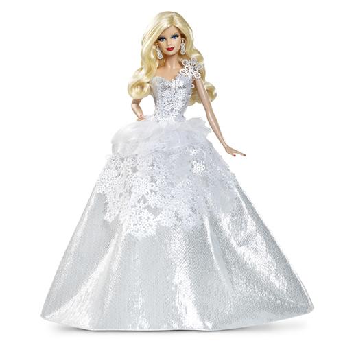 Holiday 2013 - Caucasian Version | Crédito da imagem: Divulgação Barbie Collector via bbcw.com