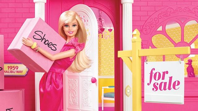 Barbie está de mudança! | Crédito da imagem: Divulgação Mattel/Barbie Collector