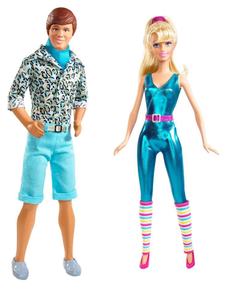 Versão definitiva | Crédito da imagem: Divulgação Mattel via toys.about.com