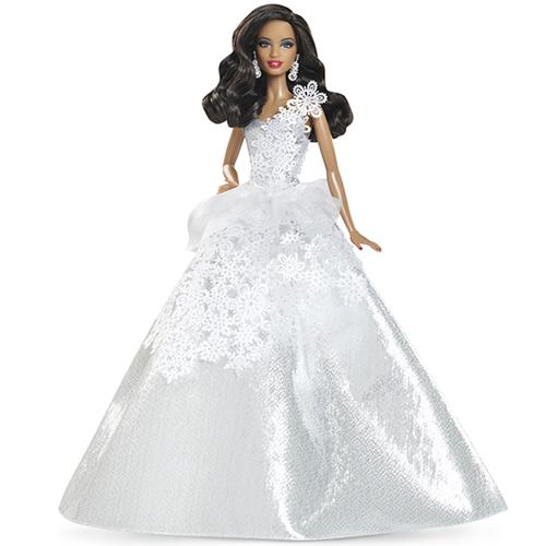 Holiday 2013 - African American Version | Crédito da imagem: Divulgação Barbie Collector via bbcw.com