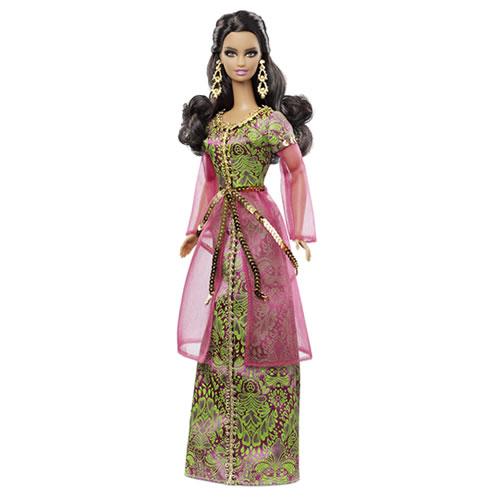 Crédito da imagem: Divulgação Barbie Collector via bbcw.com