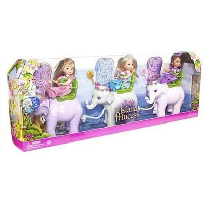 Giftset Princesinhas e elefantes | Crédito da imagem: great-deals-nyc/eBay