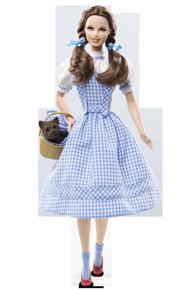 The Wizard of Oz™ Dorothy | Crédito da imagem: Divulgação Mattel/Barbie Collector