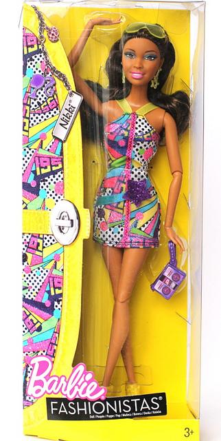 Crédito da imagem: Divulgação Mattel via fashiondollcollector/Flickr