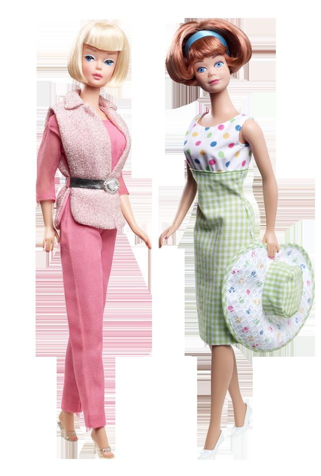 Versão repro | Crédito da imagem: Divulgacão Barbie Collector/Mattel