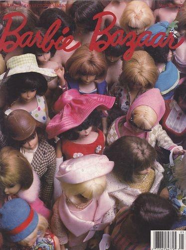 Barbie Bazaar de maio/junho de 1991 | Crédito da imagem: Merry/Pinterest