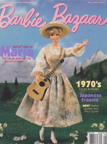 Barbie Bazaar de maio/junho de 1995 | Crédito da imagem: Merry/Pinterest