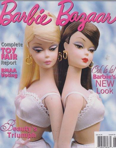 Barbie Bazaar de junho de 2000 | Crédito da imagem: Merry/Pinterest