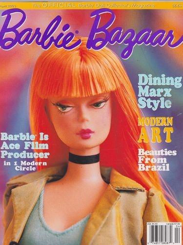 Barbie Bazaar de abril de 2003 | Crédito da imagem: Merry/Pinterest
