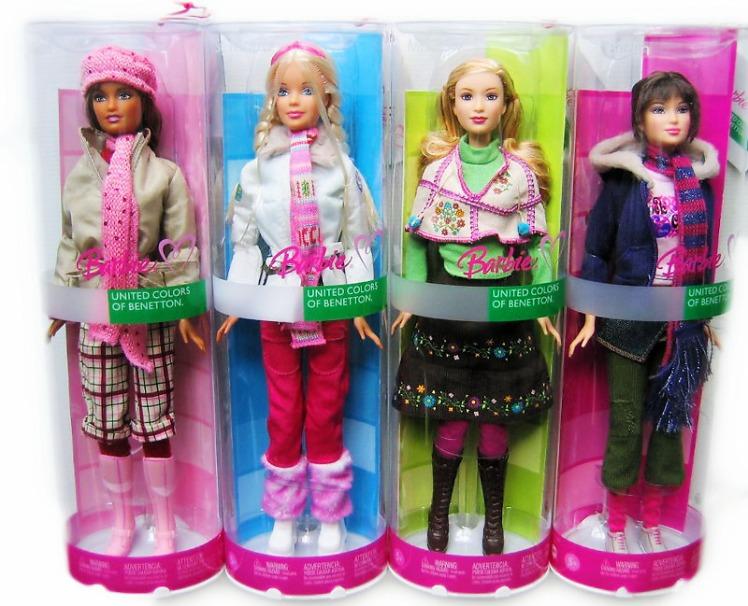 Da esquerda para a direita: Milão, St. Moritz, Moscou e Berlim | Crédito da imagem: www.toyhunting.com