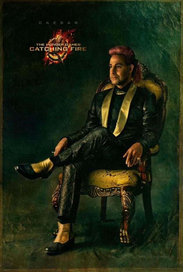 Caesar | Crédito da imagem: Divulgação Lions Gate Entertainment via papelpop.com