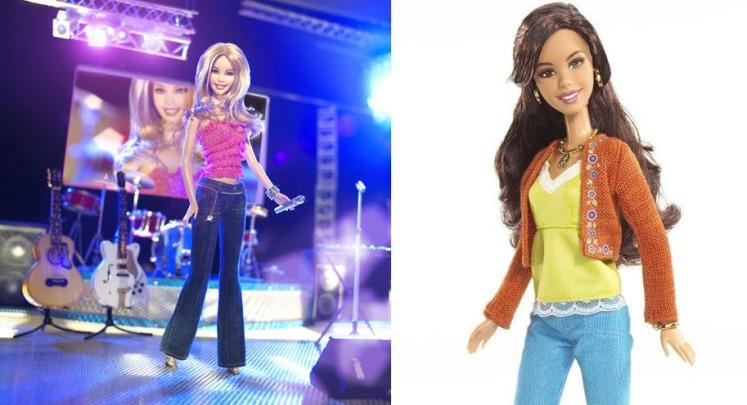Crédito das imagens: da esquerda para a direita - www.dialingfordolls.com e www.highschoolmusicaldisney.com