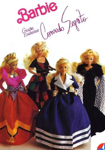 Crédito da imagem: Divulgação Estrela/Mattel via Vintage_Toys/Fotolog