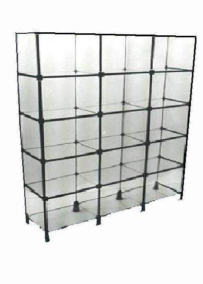 Exemplo de vitrine | Crédito da imagem: quebarato.com.br