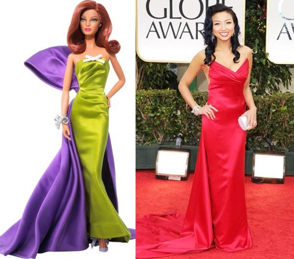Créditos das imagens: Divulgação Barbie Collector/Mattel | Jeannie via mystyle.com