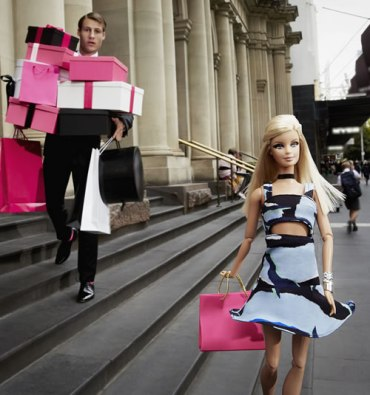 Crédito da imagem: divulgação Mattel via www.target.com.au