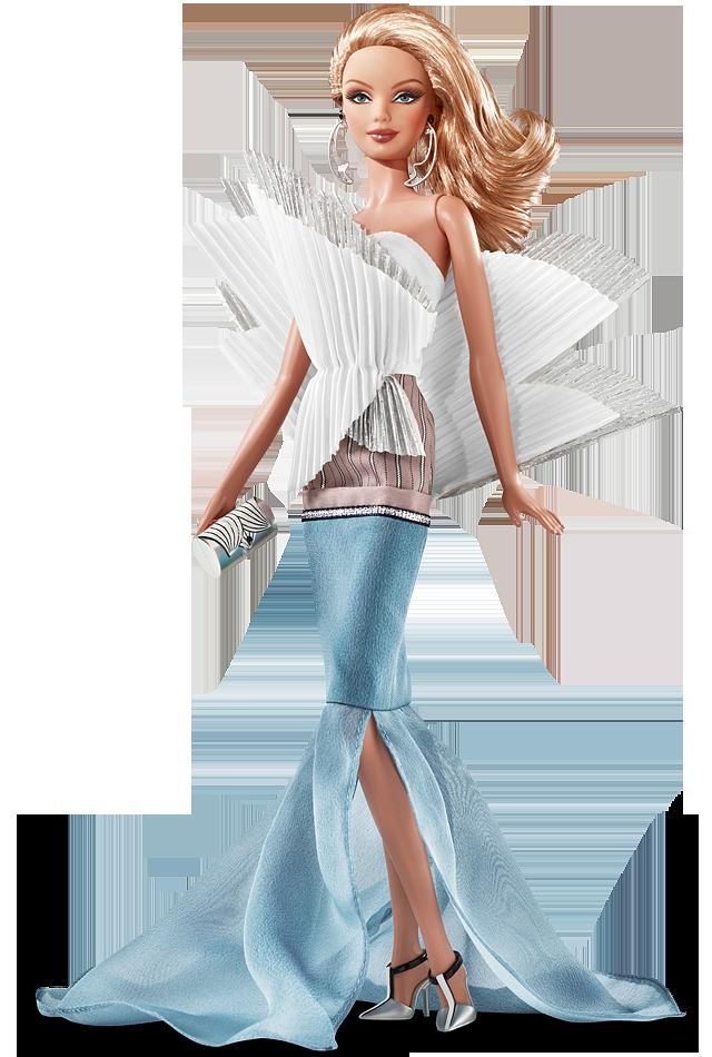 Sydney Opera House Barbie Doll, uma das bonecas lançadas em 2011 na série Landmark Collection | Crédito da imagem: divulgação Barbie Collector/Mattel