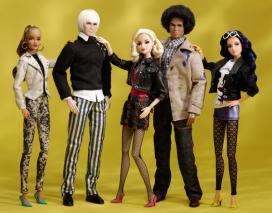 The Dynamite Girls® Plastic Inevitable Collection | Crédito da imagem: divulgação Integrity Toys
